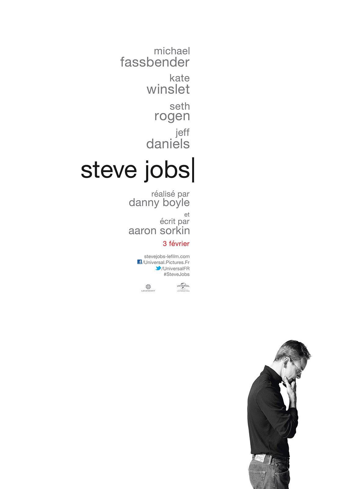 Steve JOBS AFF