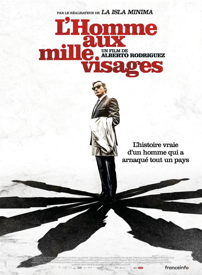 L'HOMME AUX MILLE VISAGES aff