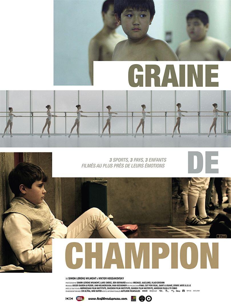 GRAINE DE CHAMPION aff