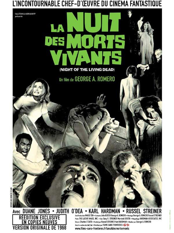 LA NUIT DES MORTS-VIVANTS aff